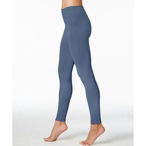 First Looks Women Leggings Sz M/L Blue Haze